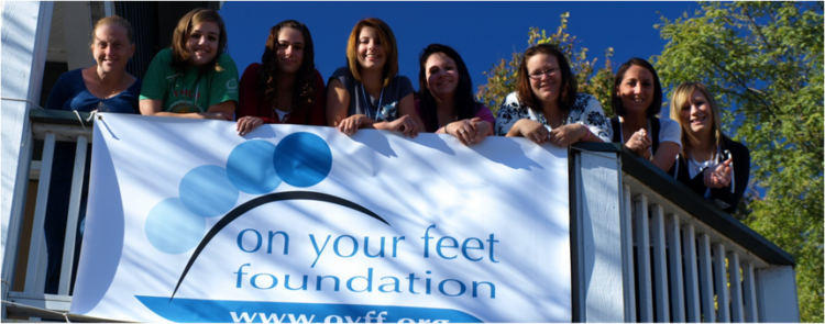 9 resources for birth mothers on your feet foundation
