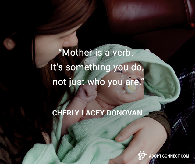 Cherly Lacey Donovan Quote
