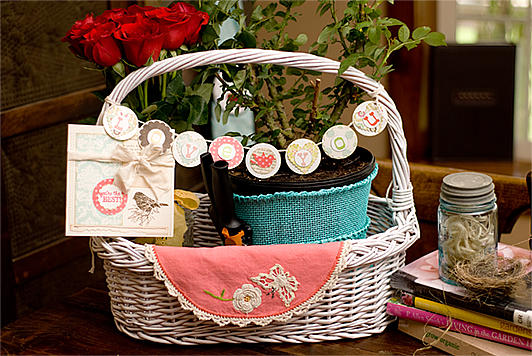 9 resources for birth mothers gift basket