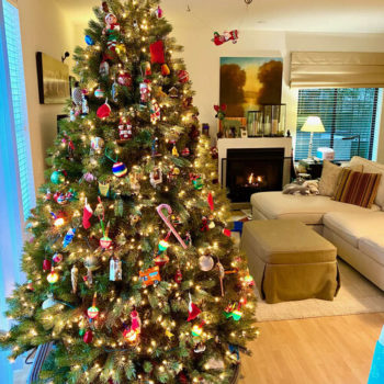 marc and aj christmas tree