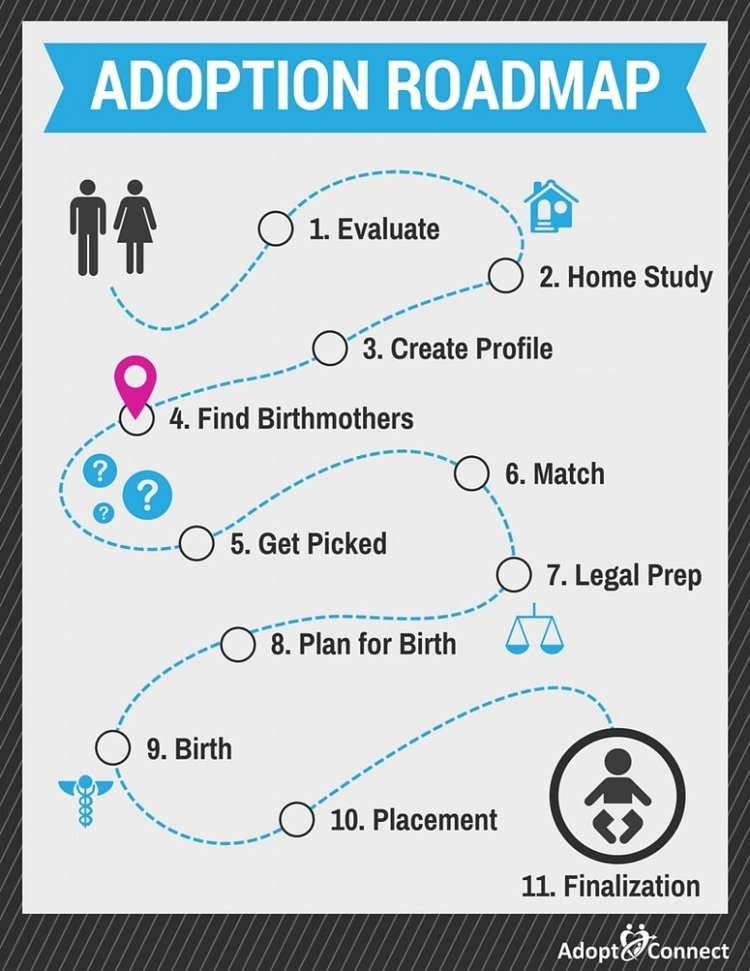 Adoption Roadmap-Find Birth Mothers